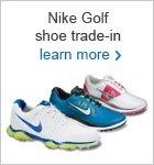 Nike shoe trade in