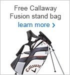 Free Callaway X2 Hot stand bag