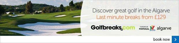 Golfbreaks last minute Algarve breaks