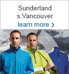 Sunderland Vancouver waterproofs