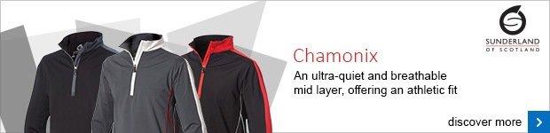 Sunderland Chamonix mid layer
