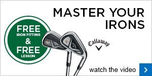 Master your iron play - Callaway