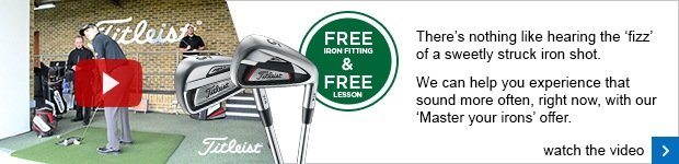 Master your iron play - Titleist