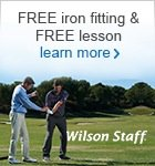 Master your iron play - Wilson