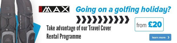 Big Max travel cover rental from £20