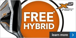 Free Callaway X2 Hot hybrid