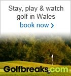 Golfbreaks stay and play in Wales