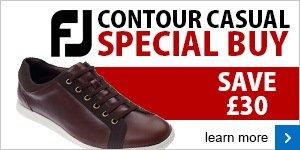 FootJoy Contour Casual - Special Buy