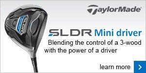 TaylorMade SLDR Mini driver