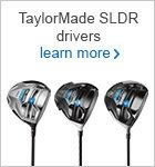 TaylorMade new SLDR line-up