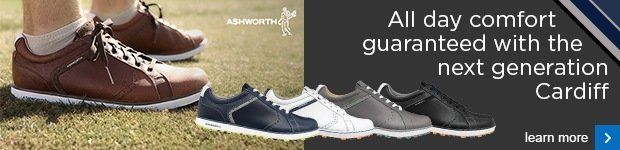 Ashworth Cardiff ADC shoe