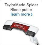 TaylorMade Spider Blade putters
