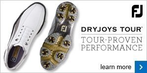 FootJoy DryJoy Tour shoe