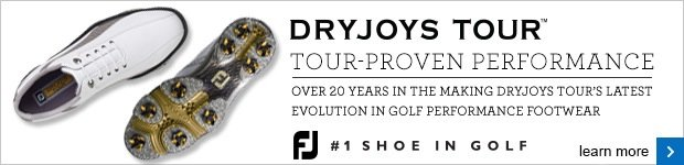 FootJoy DryJoy Tour shoe