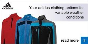 adidas outerwear