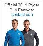 Glenmuir Ryder Cup Fanwear