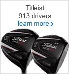 Titleist 913 drivers