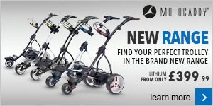 Motocaddy Trolley  Range