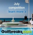 Golfbreaks July Competition