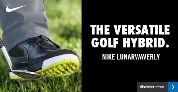 Nike Golf Lunar Waverly shoe