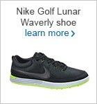 Nike Golf Lunar Waverly shoe