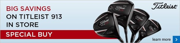 Titleist 913 Special Buy