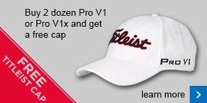 Free Titleist cap