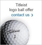 Titleist corporate logo ball 15 + 1 offer