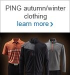PING Autumn Winter clothing range