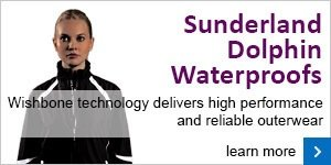 Sunderland Dolphin Ladies waterproofs