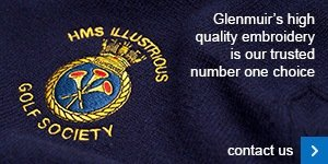 Glenmuir crested clothing