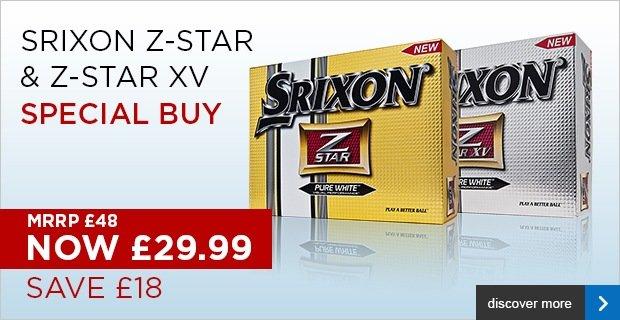 Srixon Z-Star Special Buy - £29.99
