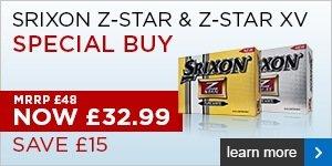 Srixon Z-Star Special Buy - £32.99