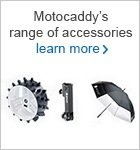 Motocaddy winter accessories