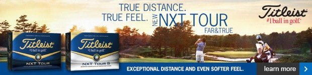 NXT Tour golf ball range