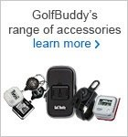 GolfBuddy accessories