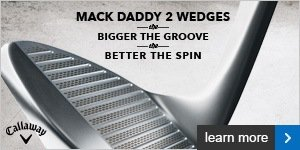 Callaway Mac Daddy 2 Wedges