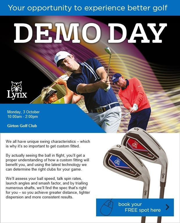 Don't miss our Lynx Fitting Day!