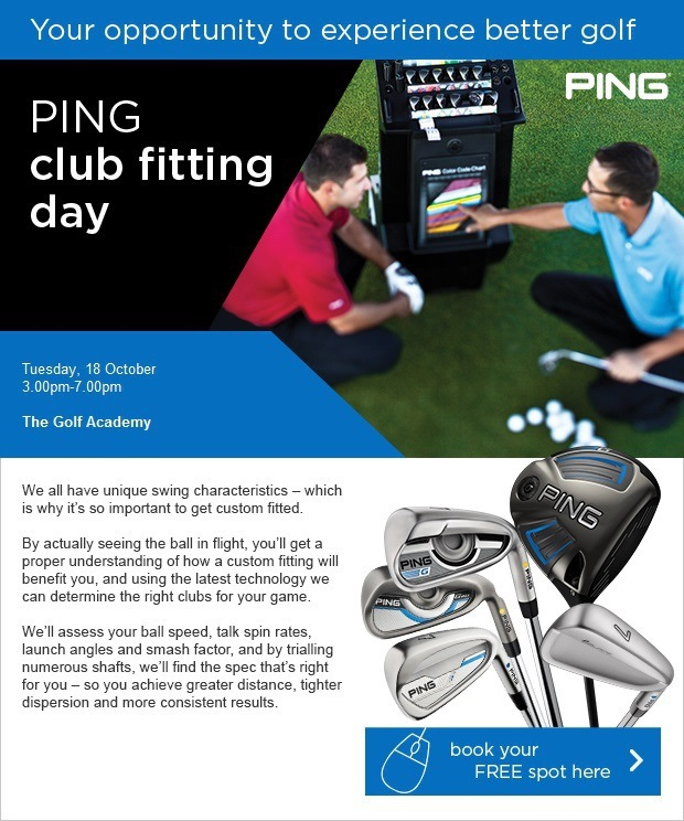 Your invitation to our PING event
