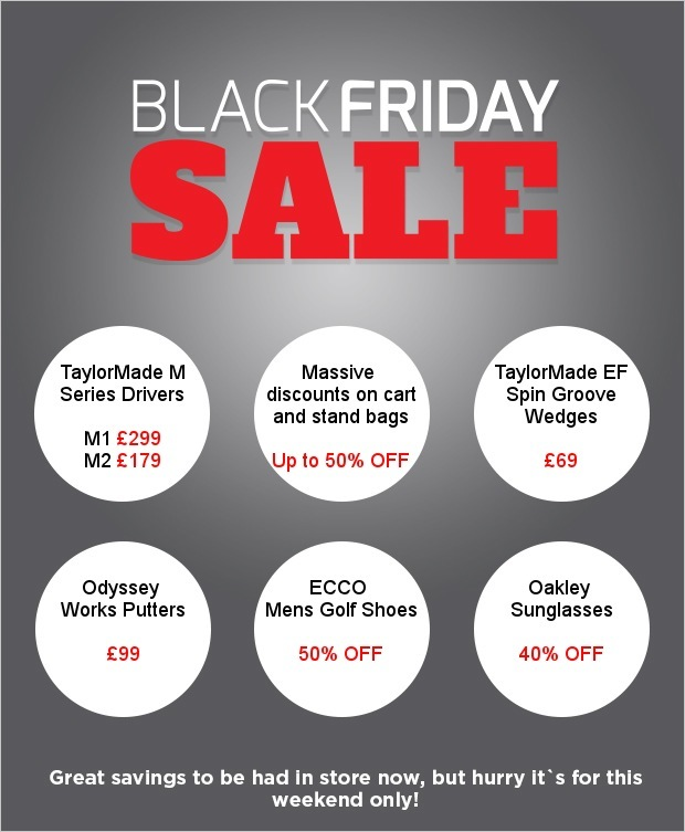 Black Friday Sale at Bramshaw
