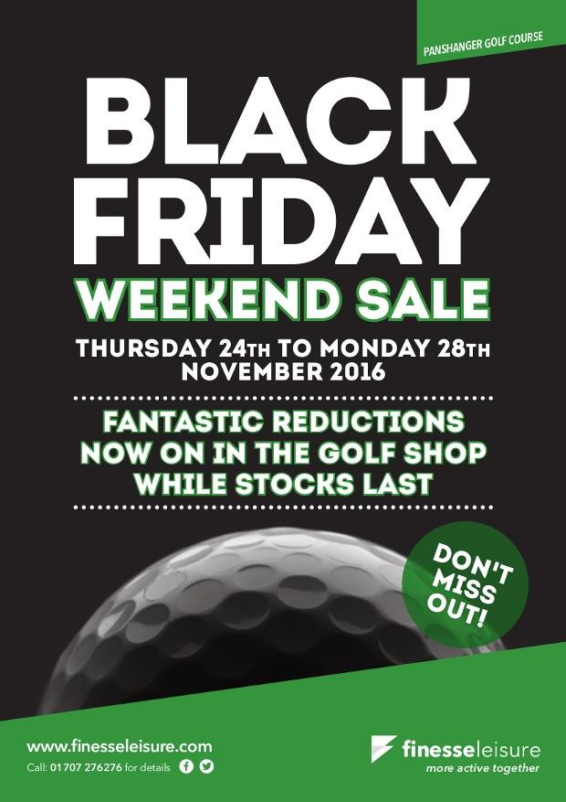 Don't Miss Panshanger's Black Friday Sale!