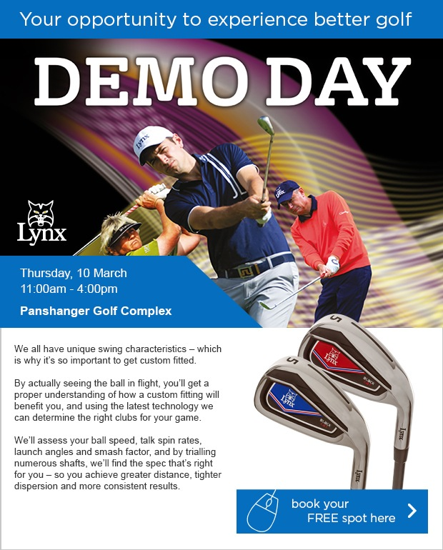 Your invitation to our Lynx Demo event