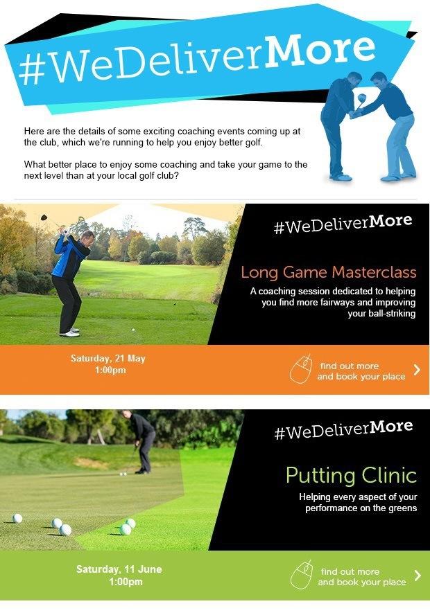 Enjoy better golf at Leighton Buzzard GC..
