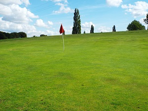 Red Hole 4 Green