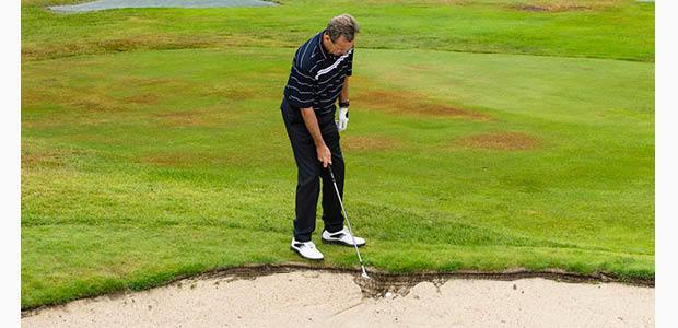 It S A Game Of Fine Margins Sandy Smith Ladybank Golf Club