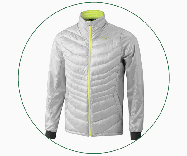 Mizuno Breath Thermo Full-Zip jacket