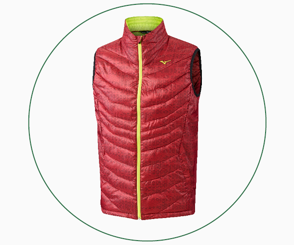 Mizuno Breath Thermo Full-Zip gilet