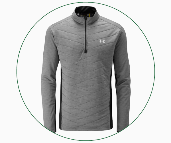Under Armour ColdGear Reactor Hybrid 1/2 zip
