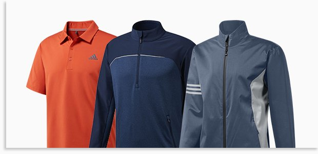 Layering efficiently with adidas