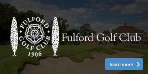 Welcome to Fulford Golf Club